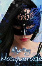 Alluring Masquerade by TehmeenaArshad