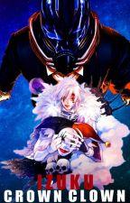 Izuku: Crown Clown by BennysToxin