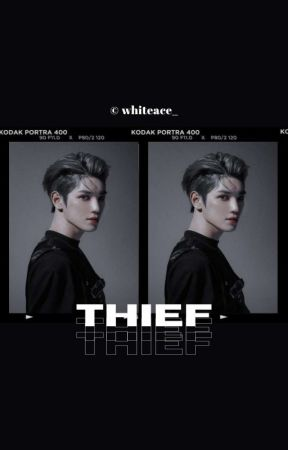 thief, nct [✓] by WhiteAce_