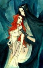 Hades and Persephone by Britishlover2012