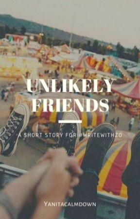 Unlikely Friends (A Short Story) by YanitaCalmdown