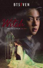 Witch   ksj by bts7ven