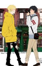 That Cute Photographer 【Ash x Eiji】 by charademon1120