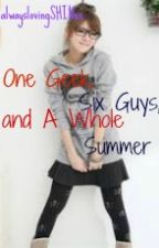 One Geek, Six Guys and A Whole Summer by alwayslovingSHINee