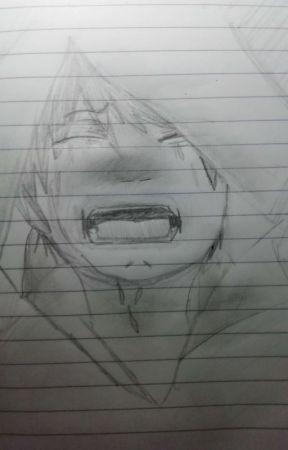 Încerc să desenez (?)  by nimicul