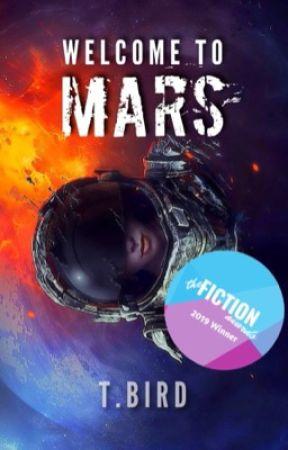 Mars: 2200   Book 1 by triciabird