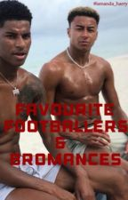 Favourite footballers & bromances  by amanda_harry