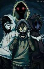 Inu!Creepypasta x Neko!Reader by AlixWritesCrap