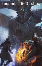 Legends Of Destiny: Fireteam Stormcloud by CT5547