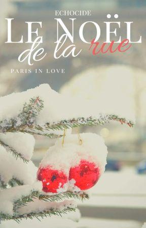Le Noël de la rue by Echocide