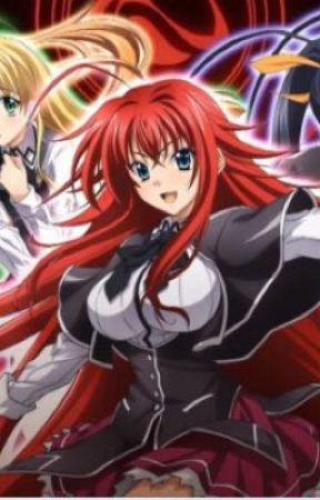 The Angel of Decay (High School dxd fanfic) - Chapter 4