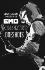 Emo Quartet x Reader OneShots Book by EdgyHaven