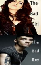 The Bad Girl And The Bad Boy~ Zayn Malik by SelenaGomez_x3