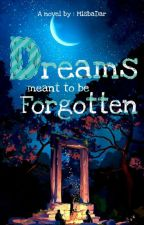 Dreams Meant To Be Forgotten  by MisbaDar