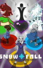 Snowfall (undertale tłumaczenie komiksu) by Demispectra