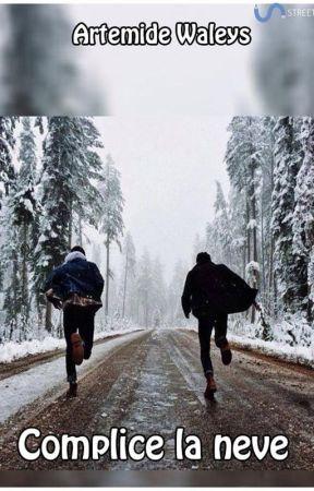 Complice la neve by ArtemideWaleys