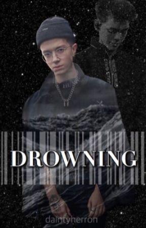 Drowning - Jachary Havery by daintyherron