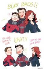 spideynat (  NOT ROMANTIC EW ) by queenxmarvel
