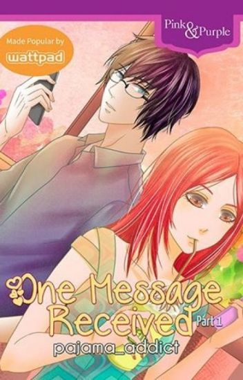 One Message Received [PUBLISHED by Bookware]