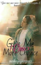 (H) Give Me One More Chance(Jackson Wang) by nyoungiee