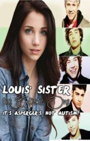Louis' Sister  the Autistic One by ahh_the_light