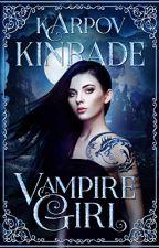 vampire girl by Sweetdreamer0206