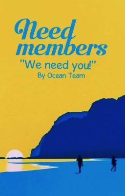 Đọc truyện [ĐANG TUYỂN] Tuyển Members - Ocean Team