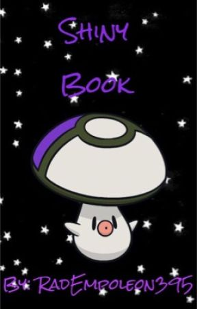 Shiny Book by RadEmpoleon