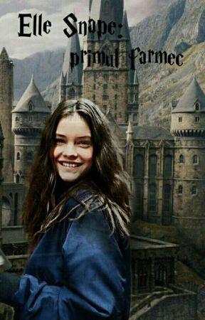 Elle Snape: Primul Farmec by --Chloe_