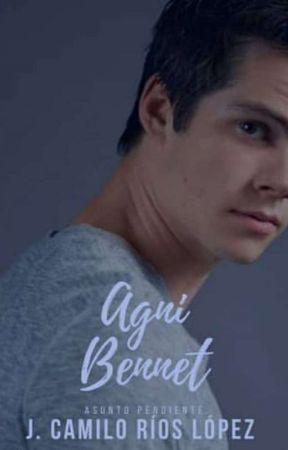 Agni Bennet - Asunto Pendiente #2 by carafuco