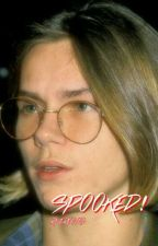 spooked! » river phoenix by rivereeves