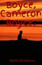 Boyce, Cameron Boyce. by BeyondDreams2000