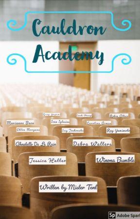 Cauldron Academy! by MisterTent