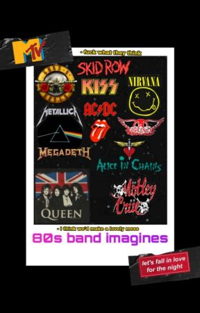 80s Rock Band imagines/preferences by marvelous_askhole