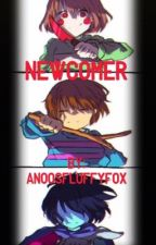 Newcomer (A Deltarune/Undertale Fanfiction)     WIP by AnoosFluffyFox