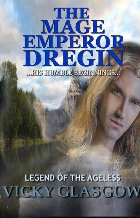 The Mage Emperor Dregin by VickyGlasgow