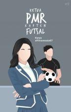Ketua PMR vs Kapten Futsal by alfitrarenata07