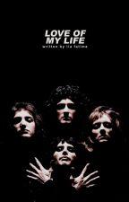 LOVE OF MY LIFE ❧ ( rami malek. ) by bohemianrhapsody-