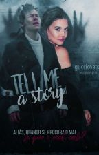Tell me a story • hes by guccicoats