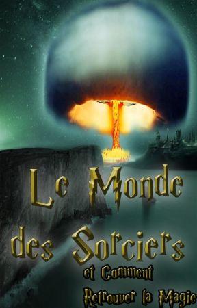 Le Monde des Sorciers et Comment Retrouver la Magie by TheJayBlue