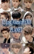 12 Lost Aliens of Exo Planet.. by bossykathleen