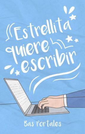 Estrellita quiere escribir by Hagastian