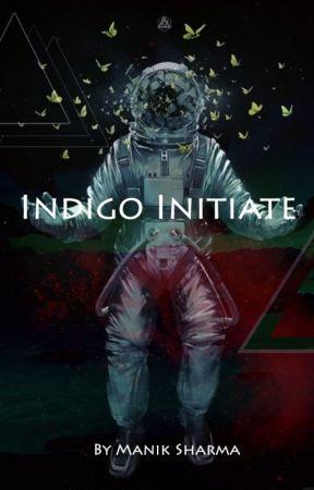 Indigo Initiate. by IndigoFox212