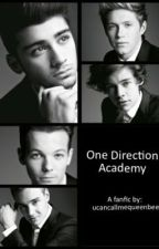 One Direction Academy by ucouldcallmequeenbee