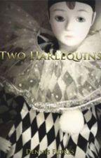 Two Harlequins by KikoJr13