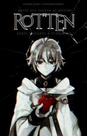 »Rotten. DL; Y. ☹ by squishyivette