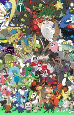 Pokémon Role Play - Character Sheet - Wattpad