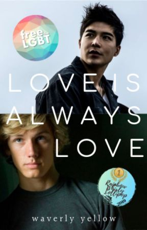 love is always love - lgbtqa+ by waverlyyellow