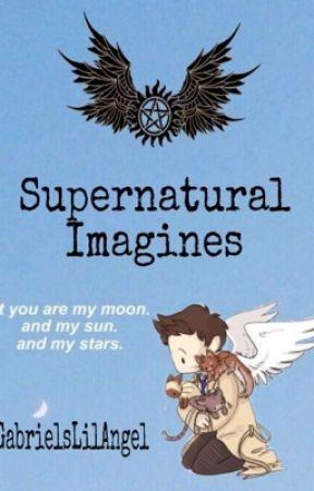 Supernatural Imagines [ NEW ] - College - Sam Winchester x