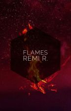 flames // corpse party au ; remi r. by reiibun